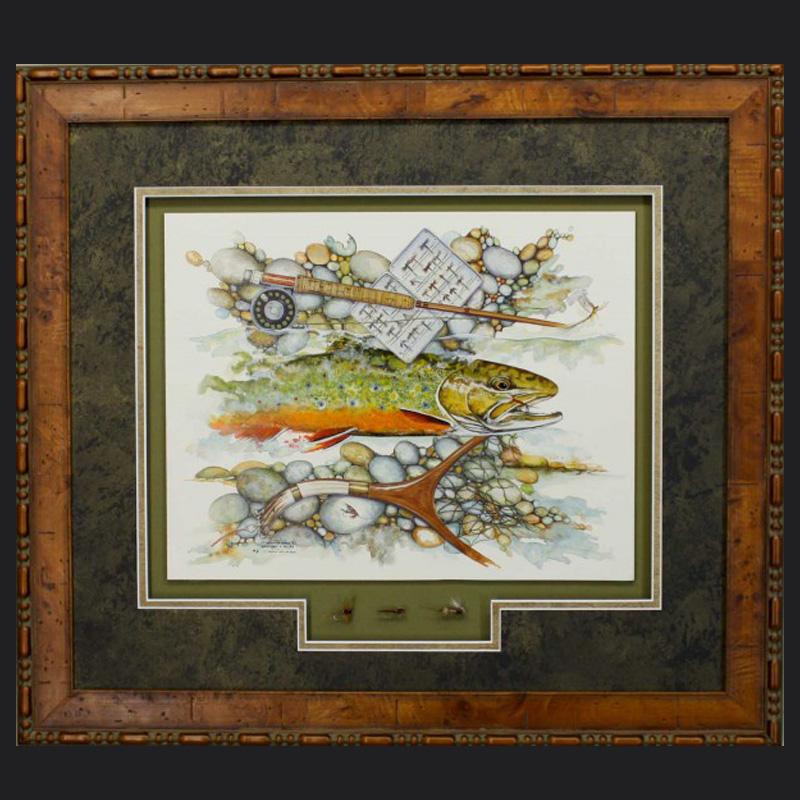 trout dreams brookie #7