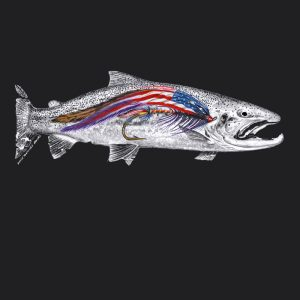Steelhead-patriotic-fly